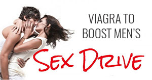 Viagra to boost men's sex drive